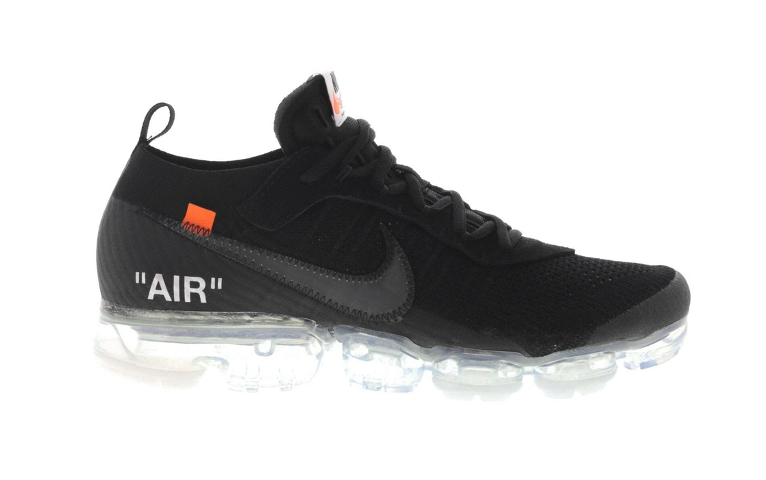 Air VaporMax Off-White Black - AA3831-002 4b8a0ba15
