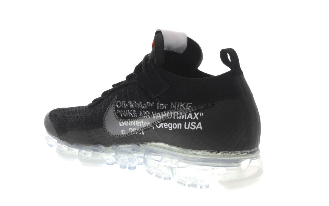 6787aaf9399df Air VaporMax Off-White Black - AA3831-002