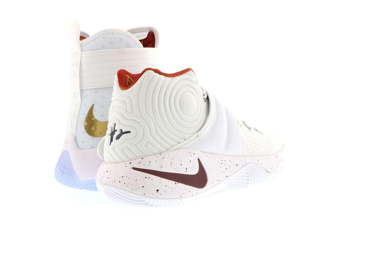 Nike Basketball LeBron Kyrie Four Wins Game 6 Unbroken Championship Pack