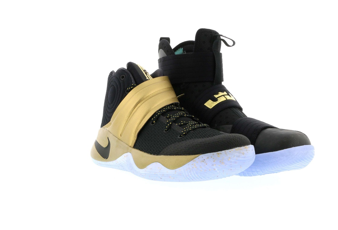 0b0985f23e00e Nike Basketball LeBron Kyrie Four Wins Game 7 Fifty-Two Years Championship  Pack - 925432-900