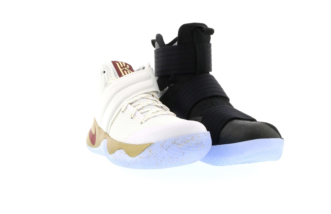 7642924594fc Nike Basketball LeBron Kyrie Four Wins Game 3 Homecoming Championship Pack  - 925433-900