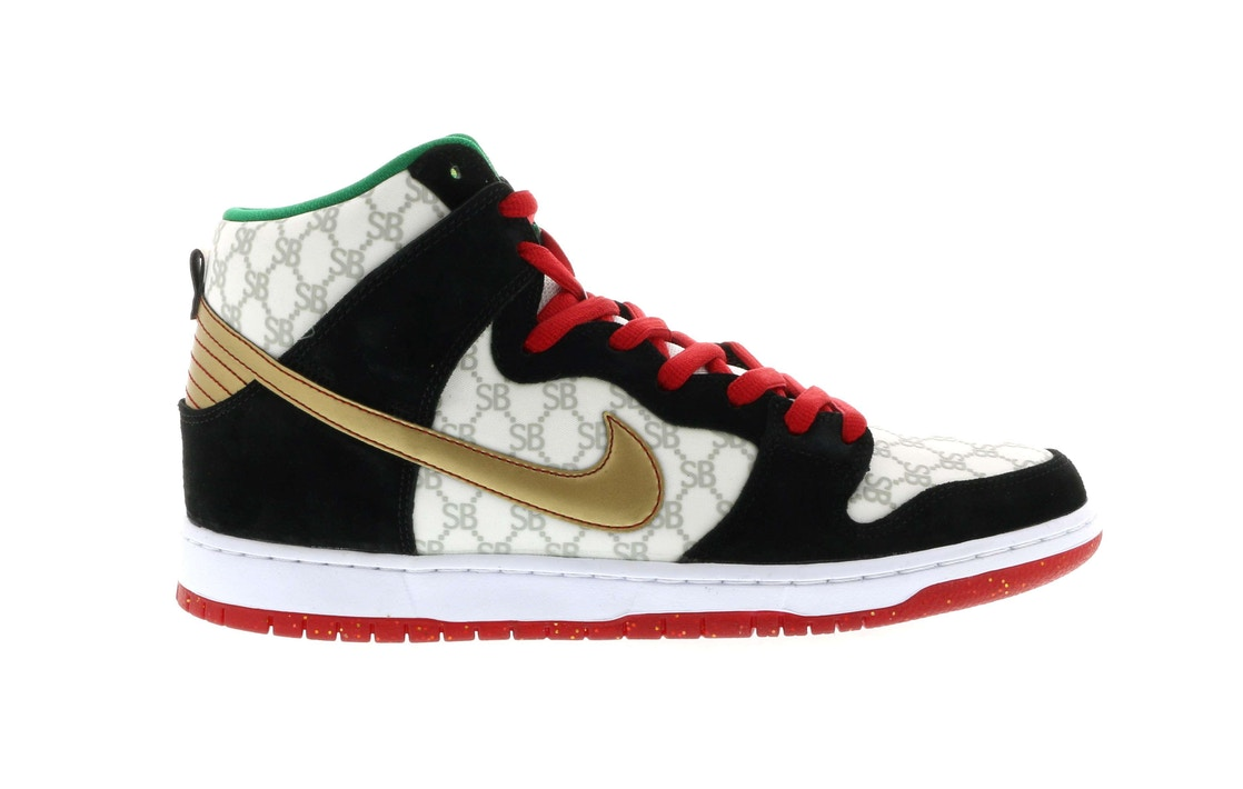 new arrival 728e9 1d202 Nike Dunk SB High Black Sheep
