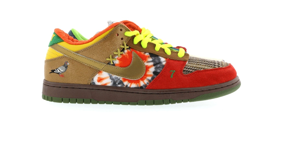 check out 47eea a3c57 Nike Dunk SB Low What the Dunk - 318403-141