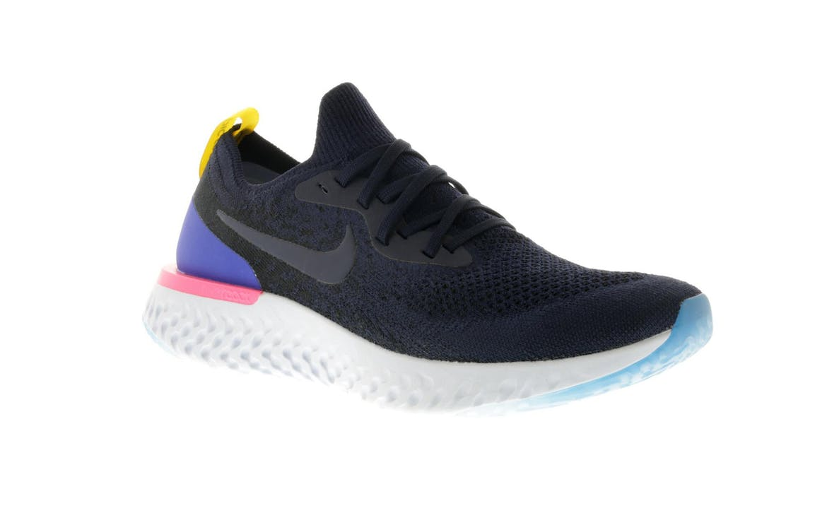 Nike Epic React Flyknit College Navy 3f63c5eaa