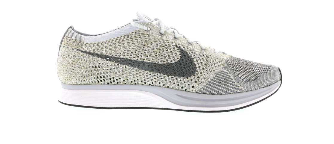 4a30776e2f Nike Flyknit Racer Pure Platinum