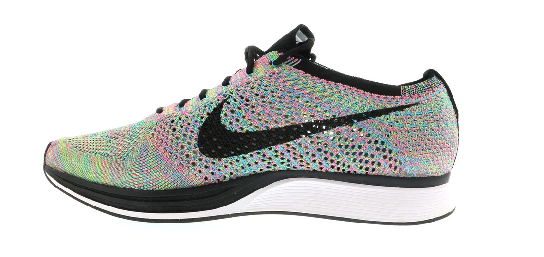 9c2fb2adf Nike Flyknit Racer Multi-Color 2.0 (2015 2017) - 526628-304