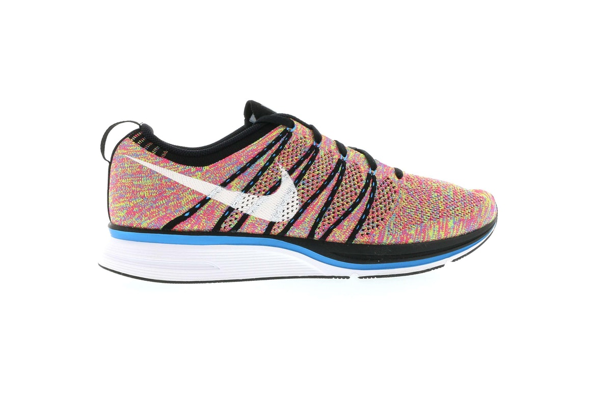Flyknit Trainer Multi-Color