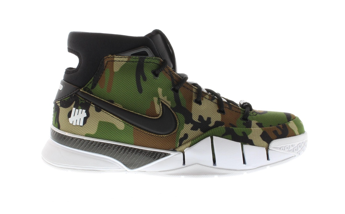 Sell. or Ask. Size  9.5. View All Bids. Kobe 1 Protro Undefeated Camo 9e8bba0aef37