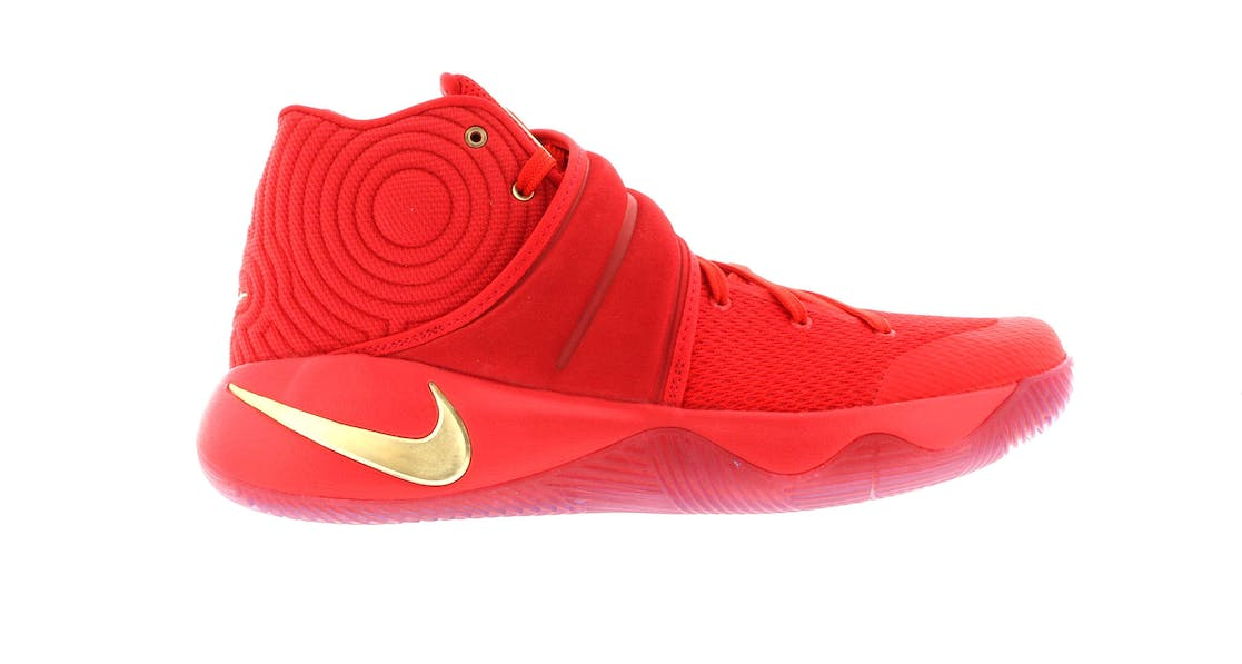 huge selection of 6cb19 11b10 Nike Kyrie 2 Gold Medal Release Date SneakerNews.com Kyrie 2 Gold Medal ...