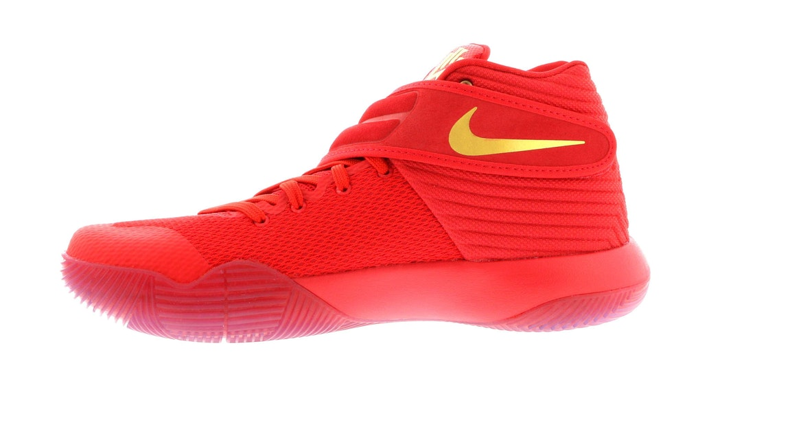 brand new f9217 42c09 buy kyrie 2 red gold 1fd2f b6b15