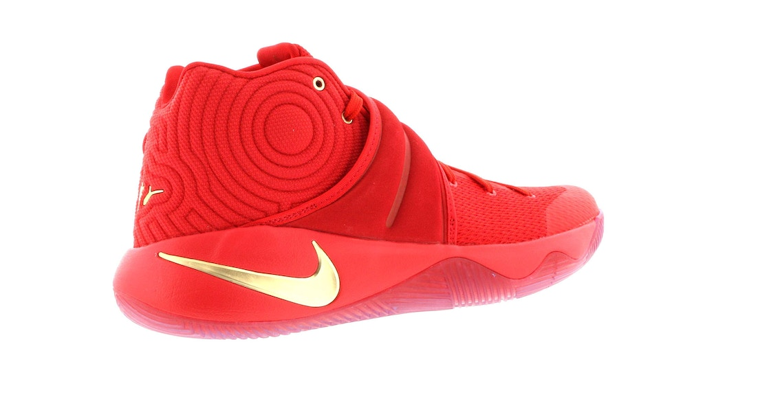newest e78c7 eef08 Kyrie 2 Gold Medal - 838639-676