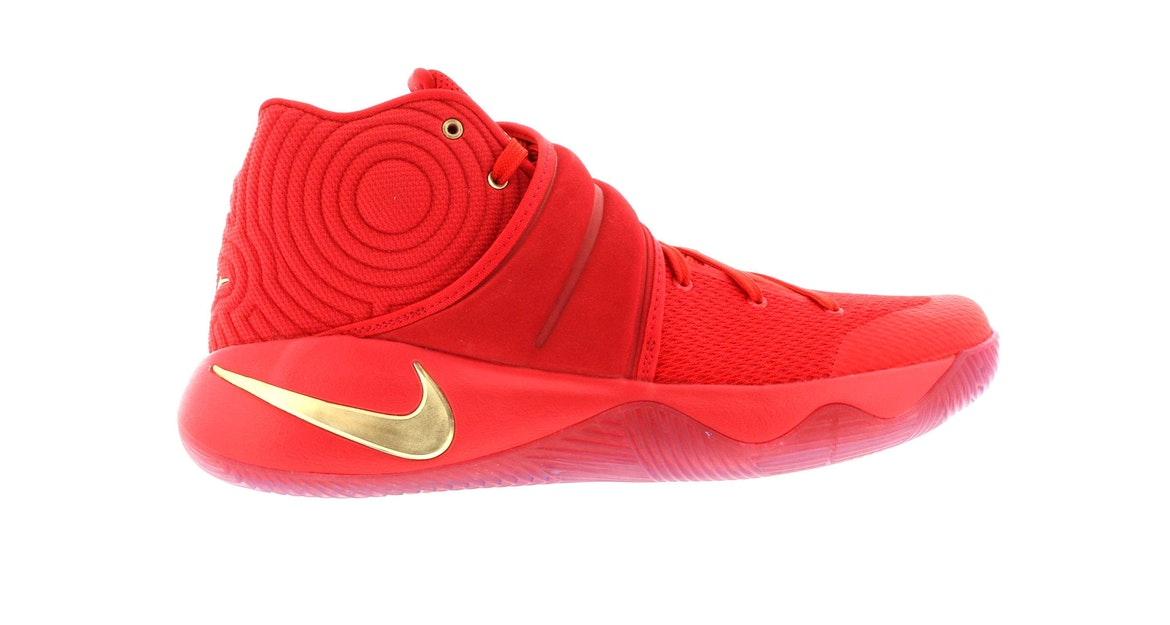 Kyrie 2 Gold Medal