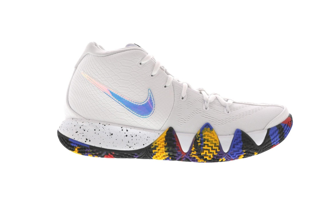 lowest price 3eed5 5b439 coupon for nike kyrie 4 original fake hvit f4b61 02e1f
