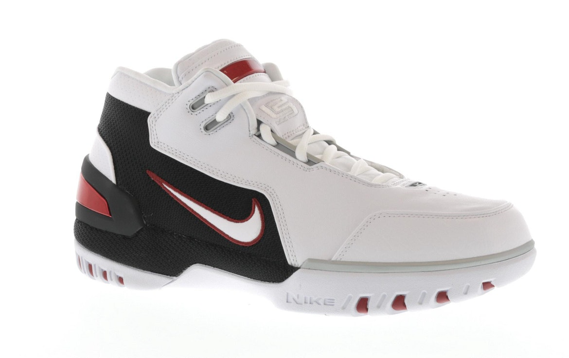 promo code b12fc 93adc closeout nike air zoom generation lebron 1 3693a fe66d