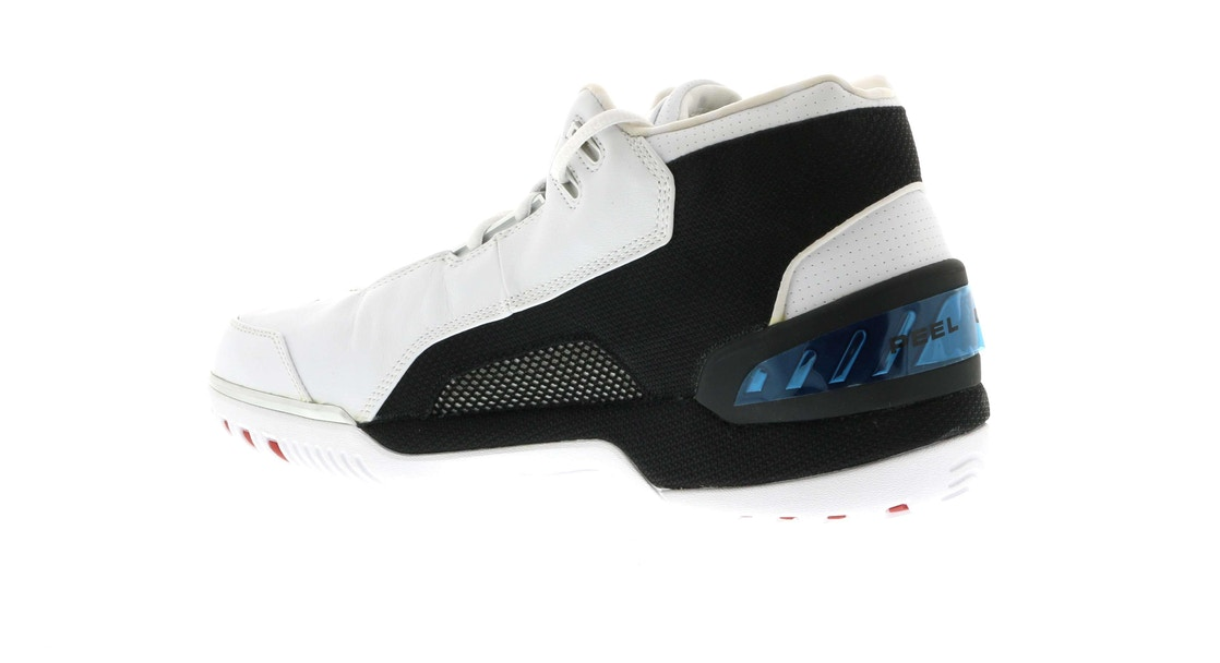 ba4ffdb8afc79 Air Zoom Generation White Black - 308214-111