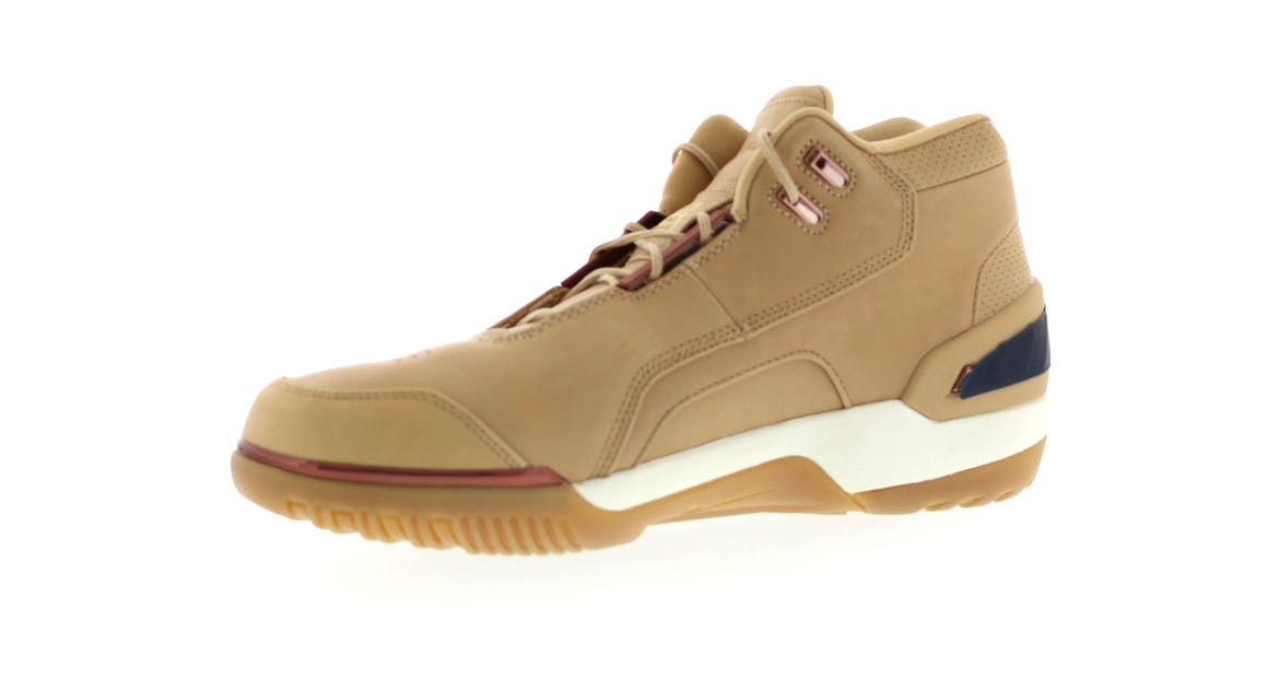 LeBron 1 Air Zoom Generation Vachetta Tan