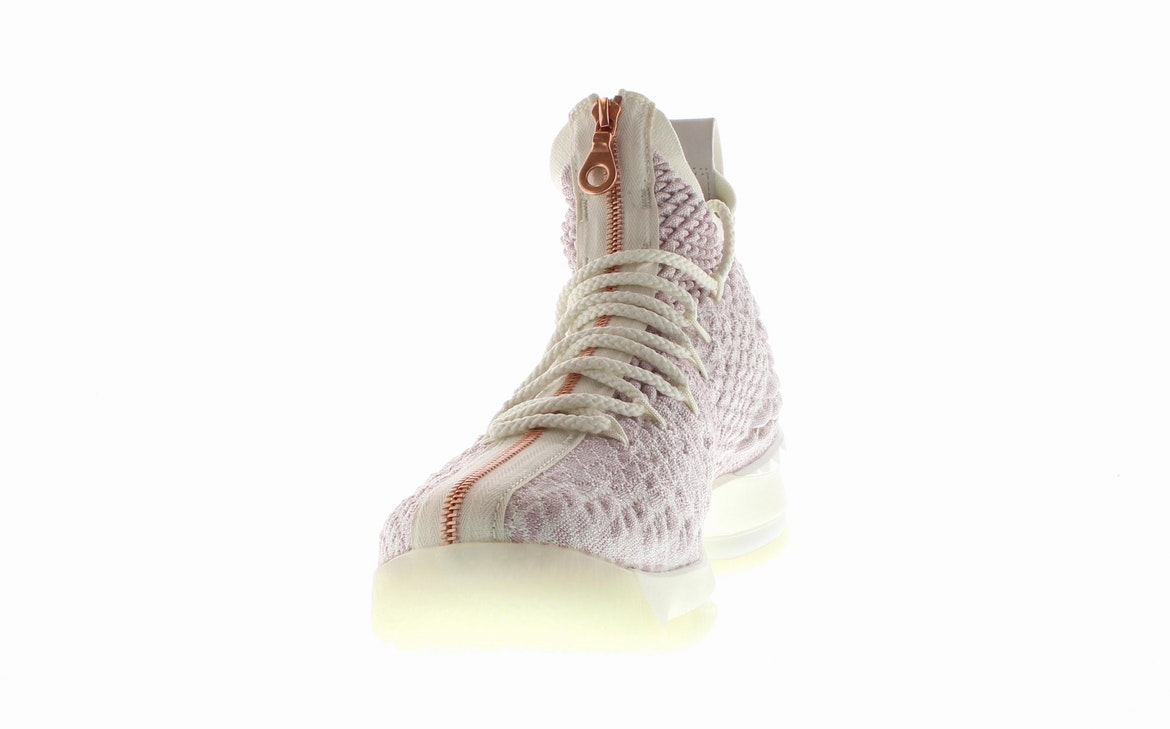 b26edeaf4b01 discount code for nike lebron 15 performance x kith rose gold aj3936 ...