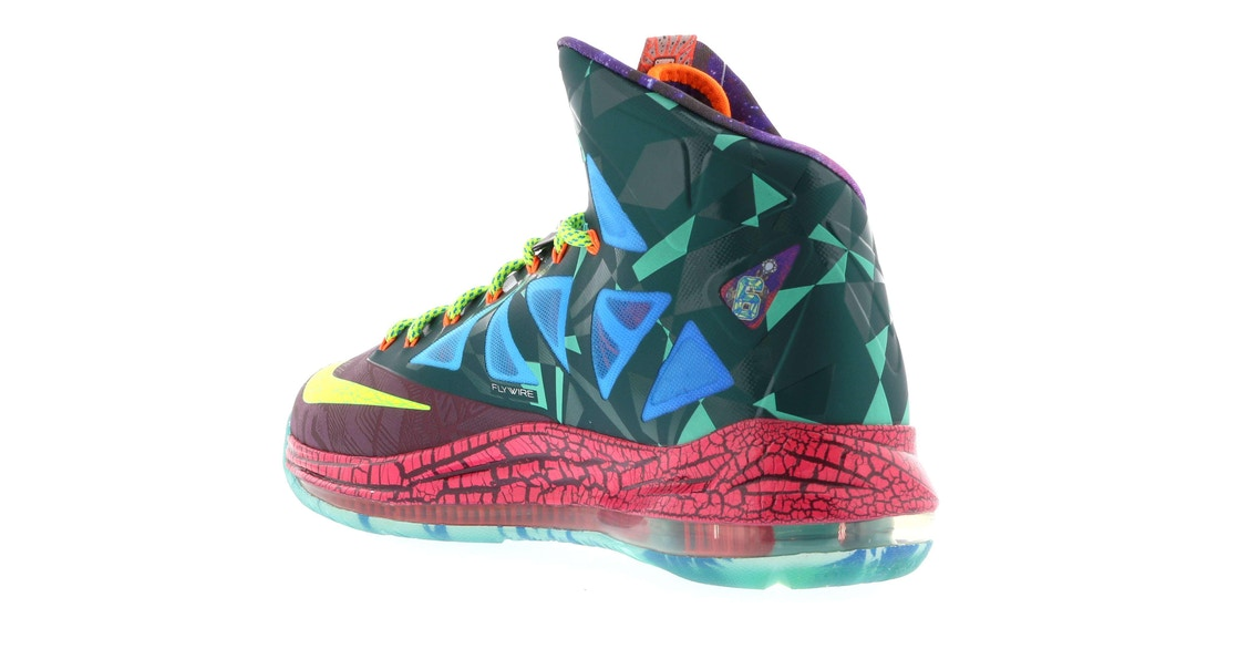 on sale 311ef 93761 LeBron X What the MVP - 618217-300