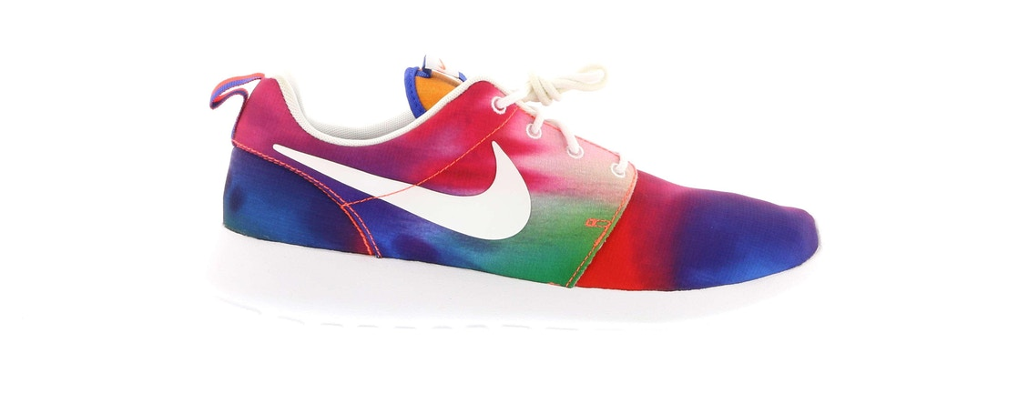 01b9b7902961 Sell. or Ask. Size  10. View All Bids. Nike Roshe Run Tie Dye Rainbow