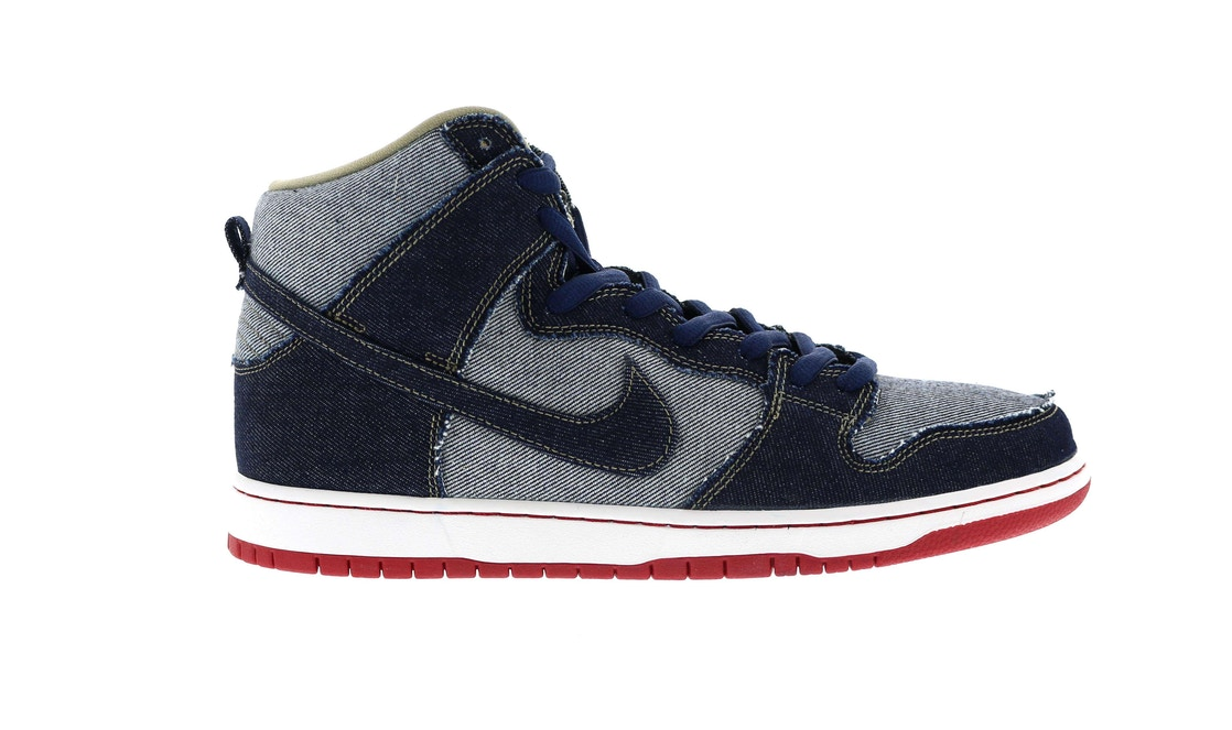 los angeles 770d7 ca96c Sell. or Ask. Size  13. View All Bids. Nike SB Dunk High Reese Forbes Denim