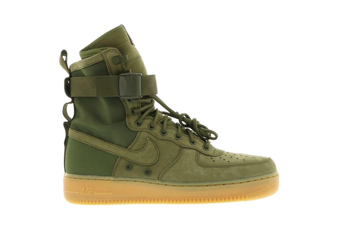 c6abf25b0e66 SF Air Force 1 Faded Olive - 859202-339