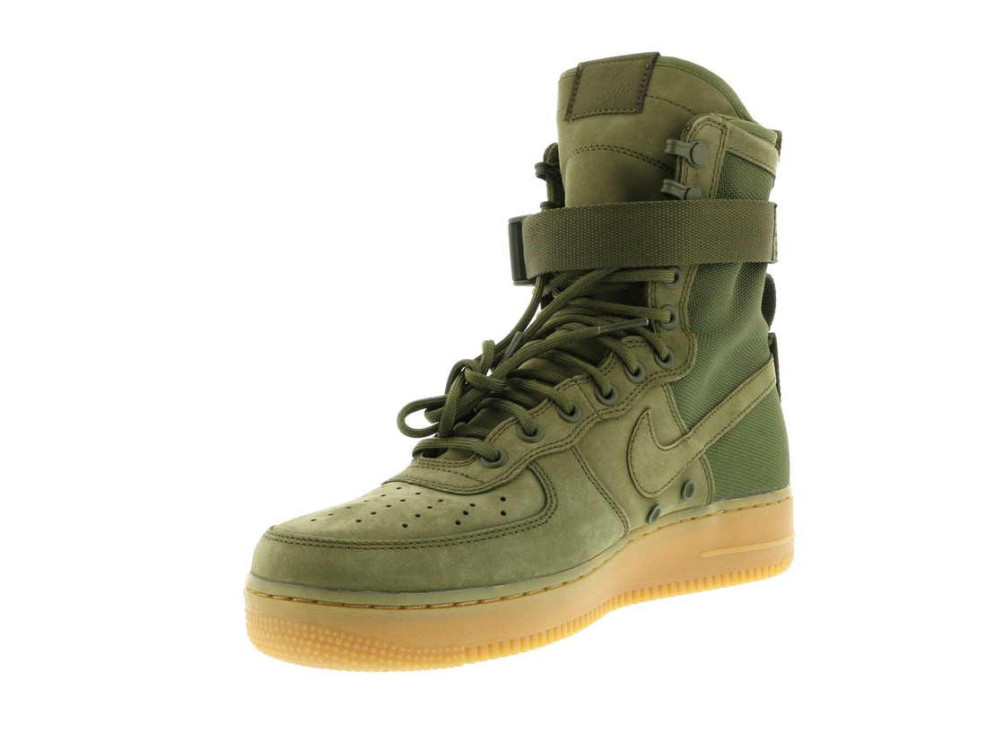 meet ab78b 6080a SF Air Force 1 Faded Olive - 859202-339