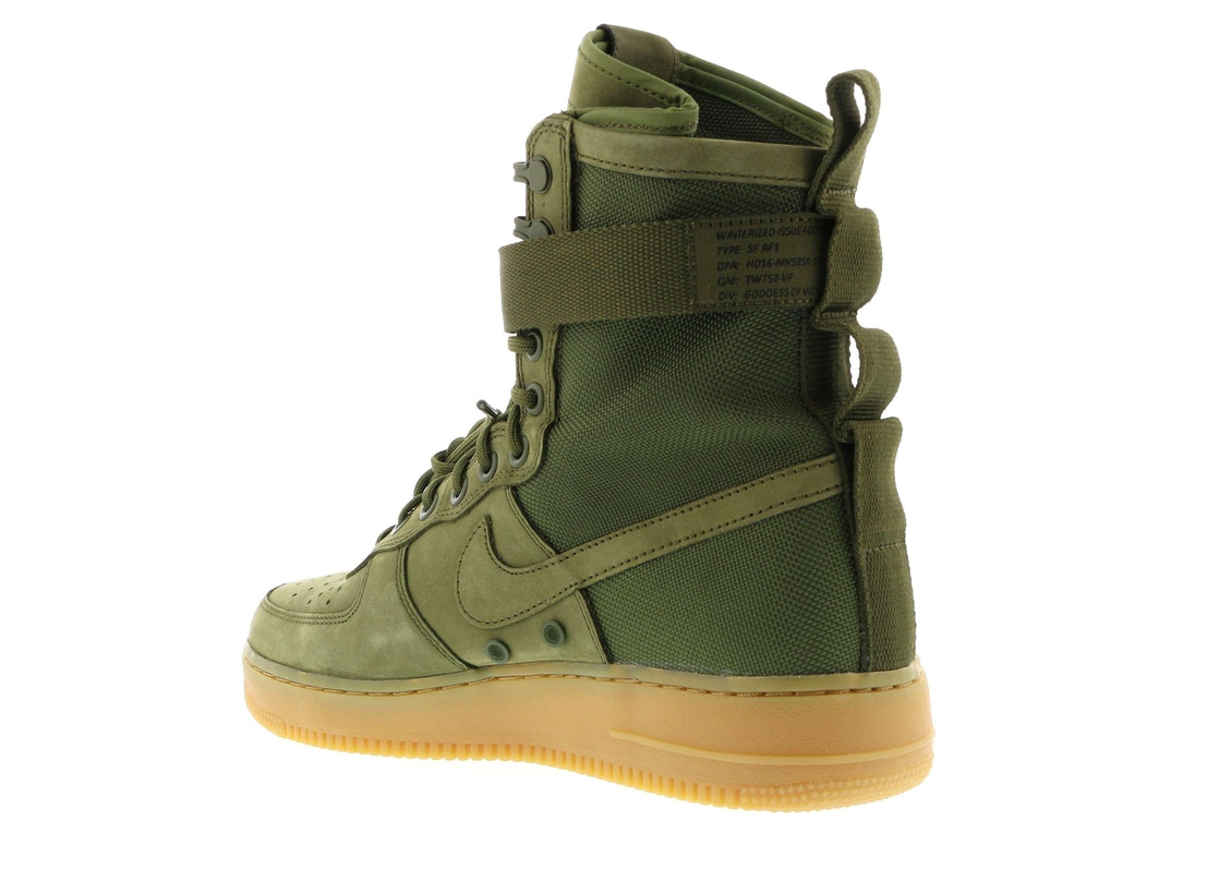 SF Air Force 1 Faded Olive - 859202-339 39824510eeb6