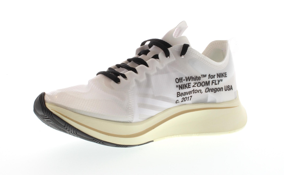 d379551db49 Nike Zoom Fly Off-White