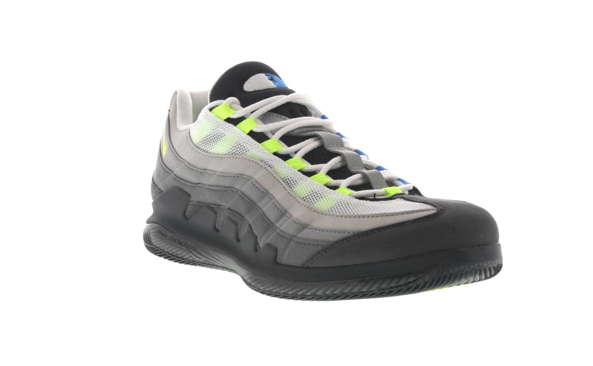 NikeCourt Vapor RF Air Max 95 Greedy