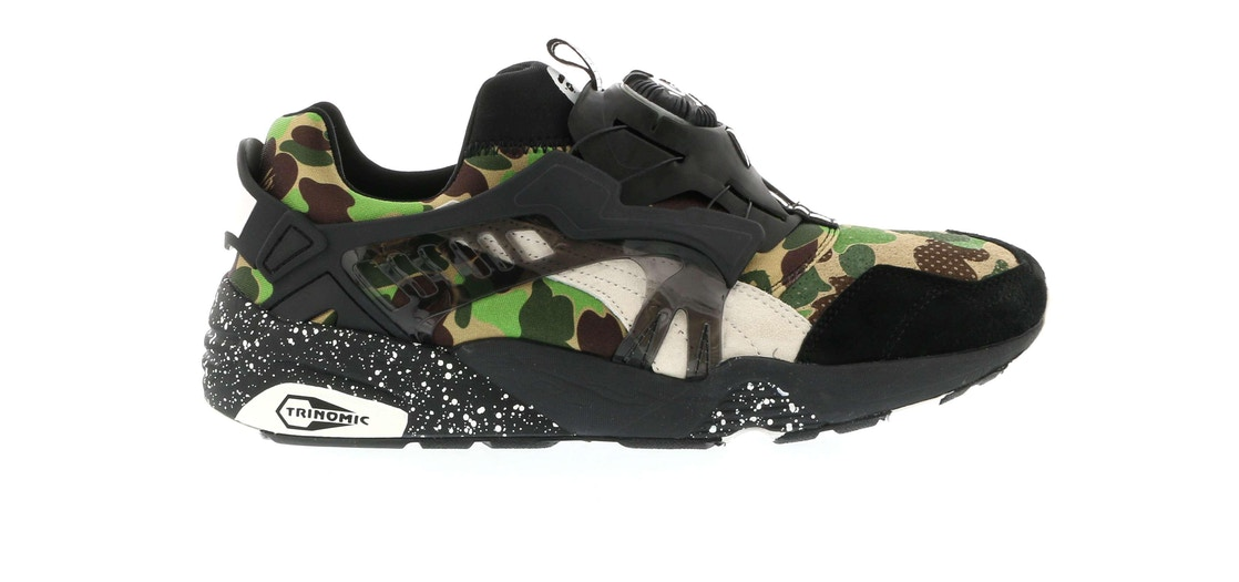 fca900a4fe00 Sell. or Ask. Size  10.5. View All Bids. Puma Disc Blaze Bape Camo Green