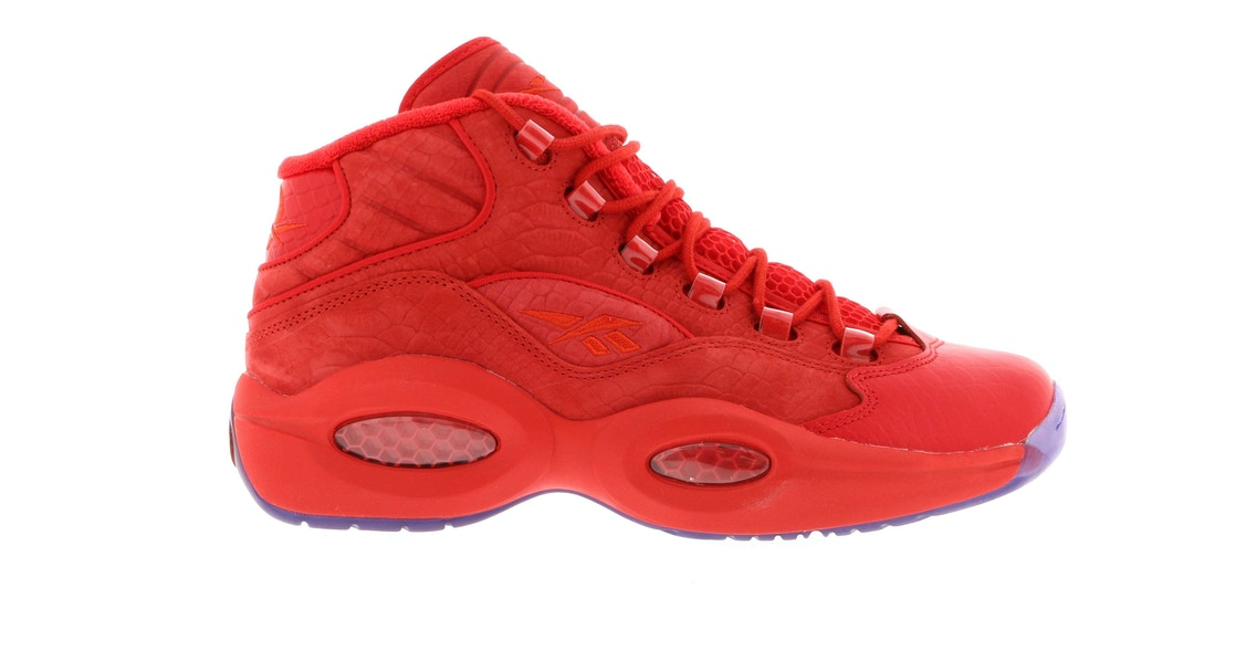 8d327e8cc2d1 Reebok Question Mid Teyana Taylor Primal Red (W) - BD4487